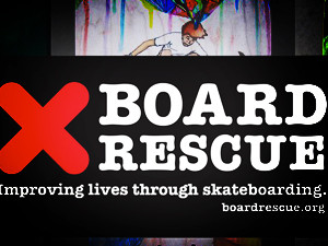 Board Rescue Art Show
